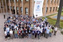 Asistentes a la DrupalCon de Barcelona