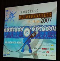 Congreso Webmasters