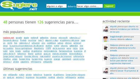 Sugiere.net