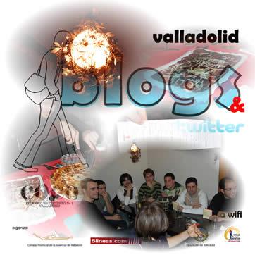 Blogs&Twitter Valladolid